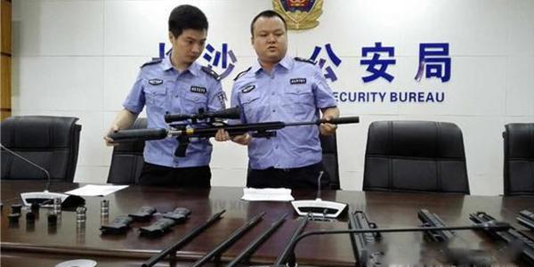 大学生自制枪支:有图什么枪都能造