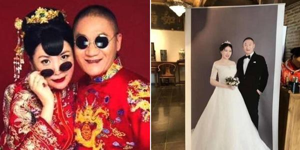 55岁歌手谢东大婚 婚礼现场照曝光