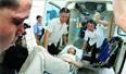 大学生洗袜子被熏昏迷 及时送往医院保住了性命